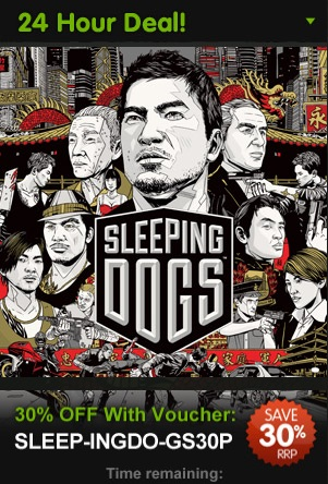Sleeping dogs steam coupon / Houston premium outlet coupon book