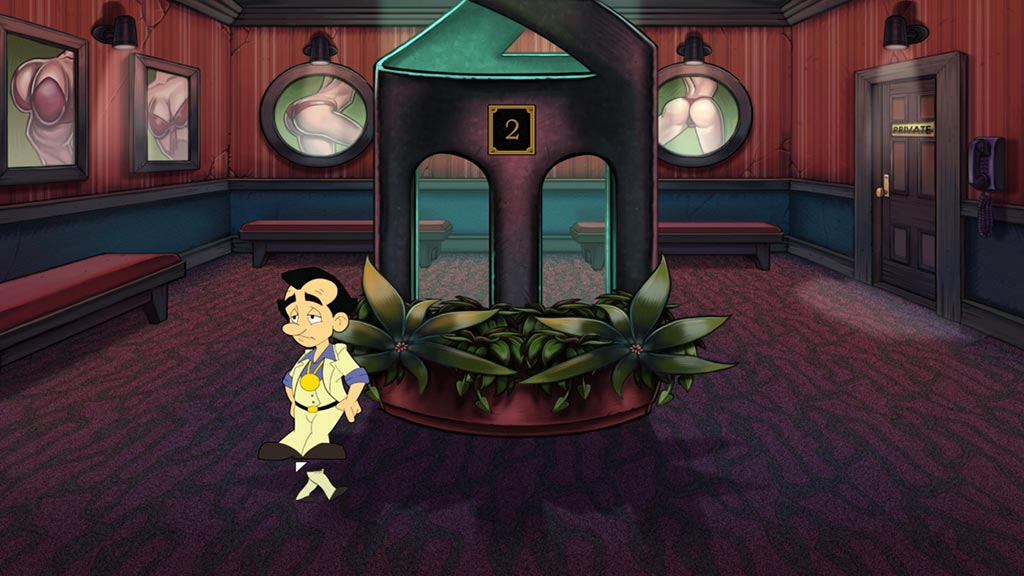 Leisure Suit Larry in the Land of the Lounge Lizards : Reloaded