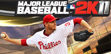 logo image Major League Baseball 2K11