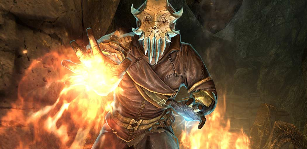 The Elder Scrolls V : Skyrim - Dragonborn capture d'écran