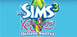 logo image The Sims 3 Katy Perry Sweet Treats