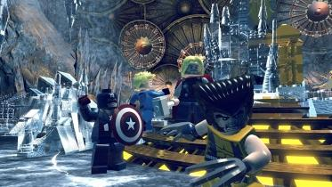 Lego Marvel Super Heroes capture d'écran