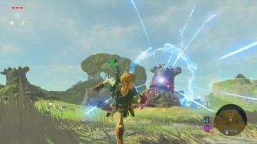 The Legend of Zelda: Breath of the Wild capture d'écran