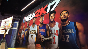 NBA 2K17 capture d'écran
