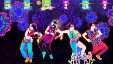 Just Dance 2017 capture d'écran