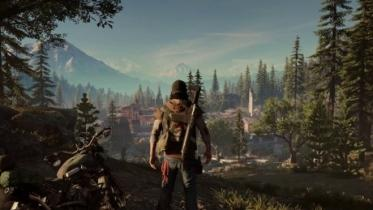 Days Gone capture d'écran