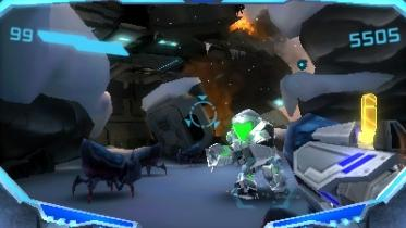 Metroid Prime: Federation Force capture d'écran