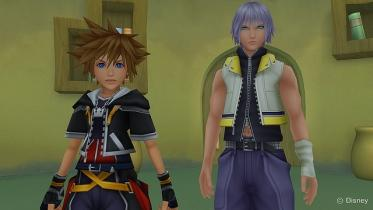 Kingdom Hearts HD 2.8 Final Chapter Prologue capture d'écran