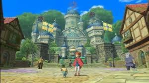 Ni no Kuni 2 REVENANT KINGDOM capture d'écran