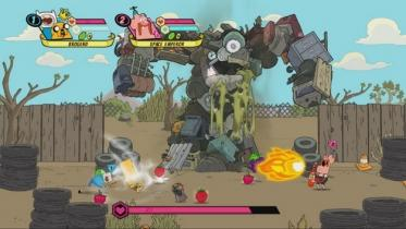 Cartoon Network: Battle Crashers capture d'écran