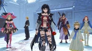 TALES OF BERSERIA capture d'écran
