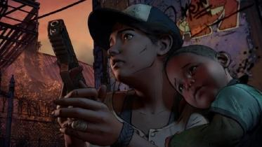 The Walking Dead: The Telltale Series - A New Frontier capture d'écran