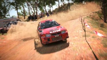 Dirt 4 capture d'écran