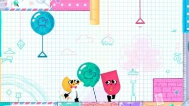 Snipperclips capture d'écran
