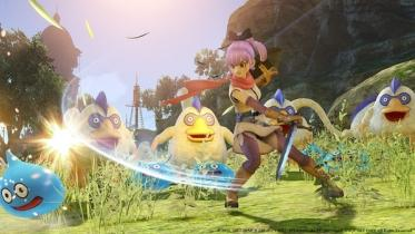 DRAGON QUEST HEROES II capture d'écran