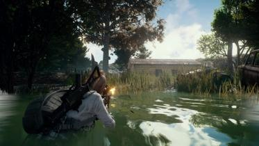 PLAYERUNKNOWN'S BATTLEGROUNDS capture d'écran