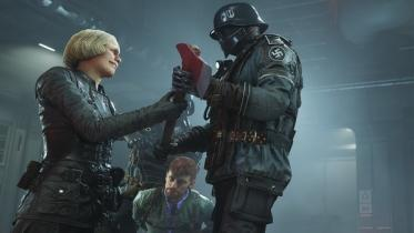 Wolfenstein 2 The New Colossus capture d'écran
