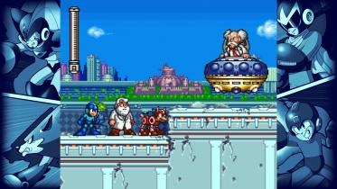 Mega Man Legacy Collection 2 capture d'écran