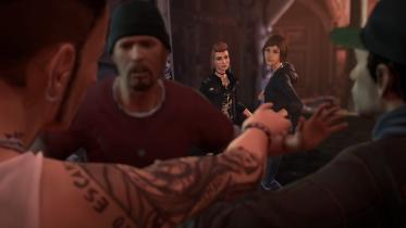Life is Strange: Before the Storm capture d'écran