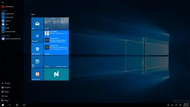 Microsoft Windows 10 Professionnel capture d'écran