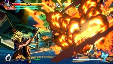 Dragon Ball Fighterz capture d'écran
