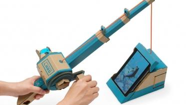 Nintendo Labo: Multi Kit capture d'écran