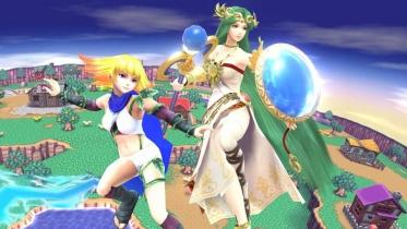 Super Smash Bros capture d'écran