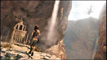 Rise of the Tomb Raider capture d'écran