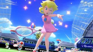 Mario Tennis: Ultra Smash capture d'écran