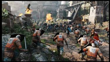 For Honor capture d'écran